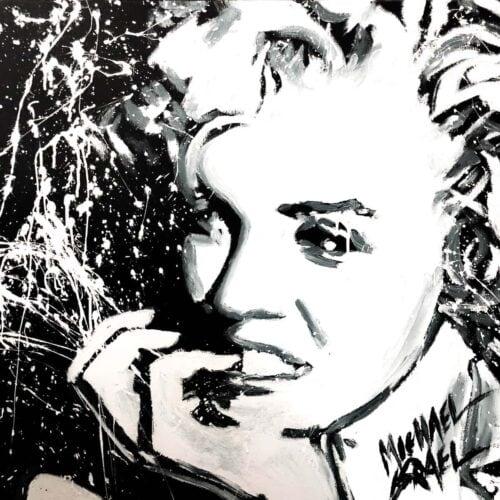 Marilyn Monroe BW
