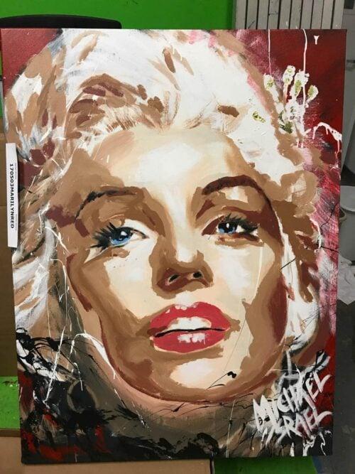 Marilyn Monroe Bright Eyes 2