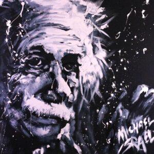 Albert Einstein Think!