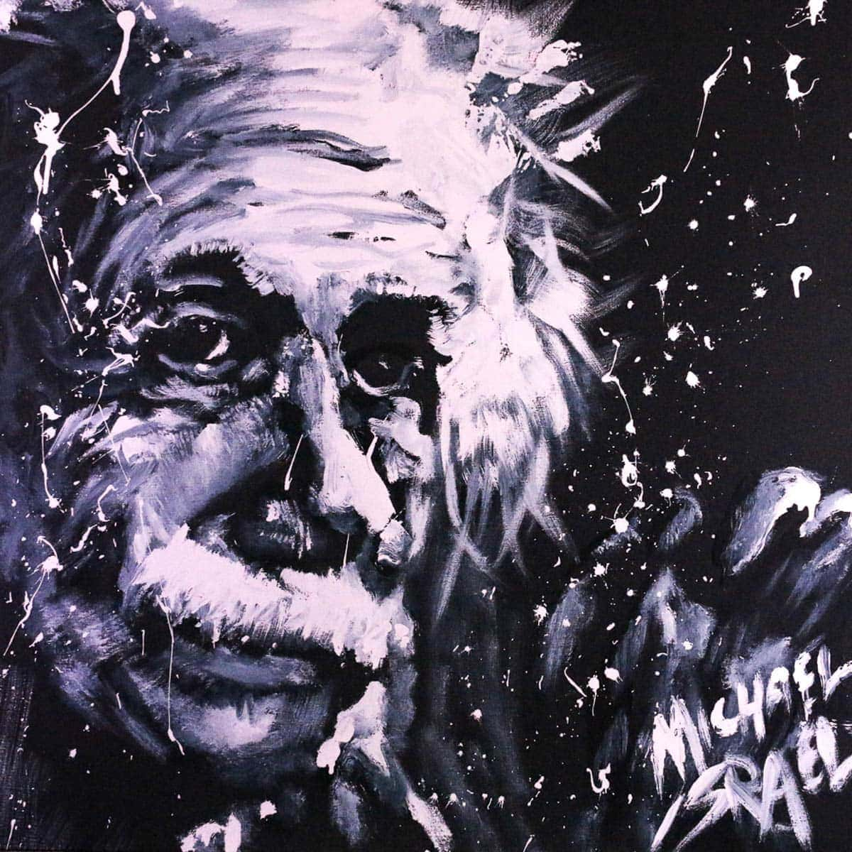 Albert Einstein Think!
