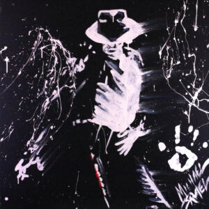 Michael Jackson BW