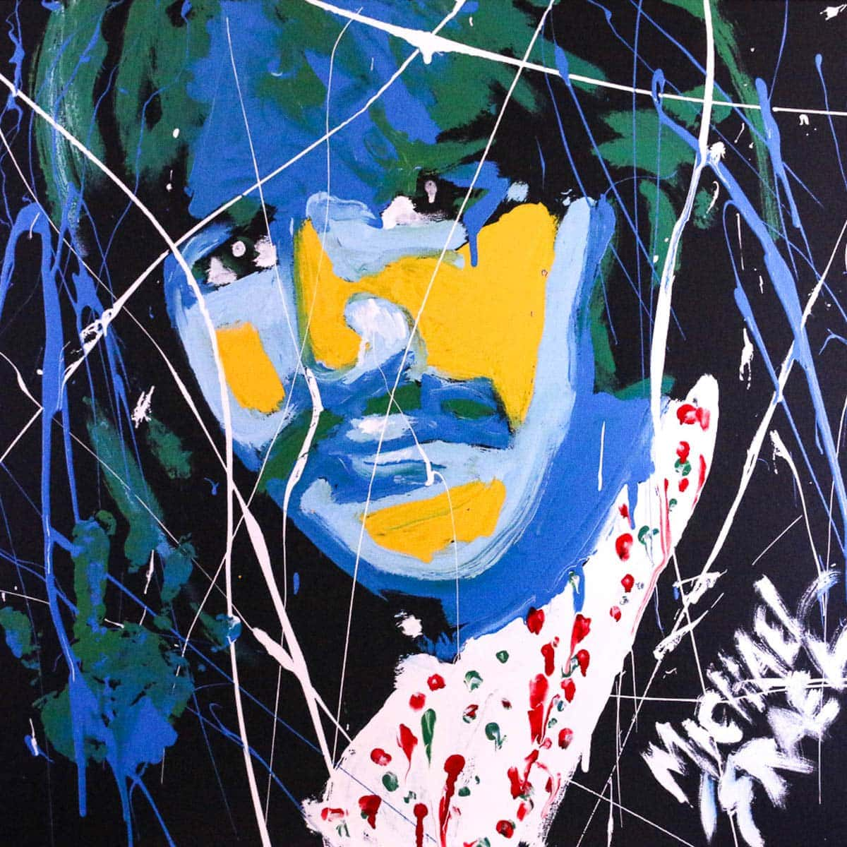Beatles Ringo Star Colors