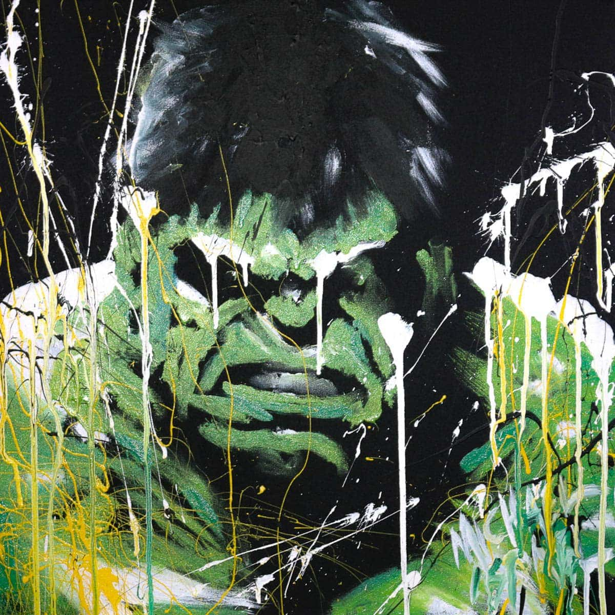 Hulk Another Monday